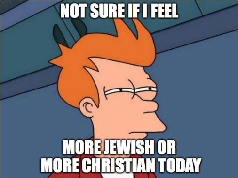Jewish or Christian