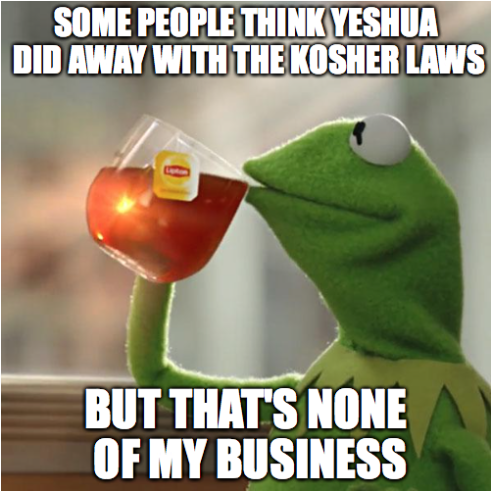 Kosher Laws