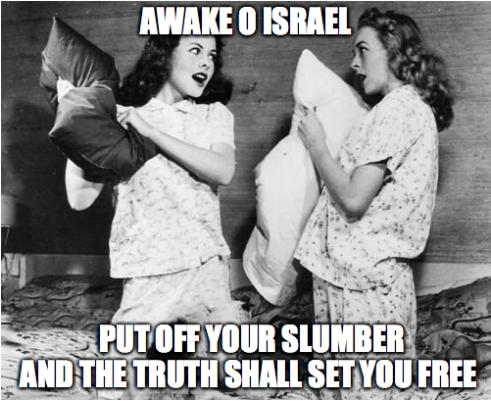 awake-o-israel