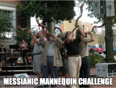messianic-mannequin-challenge