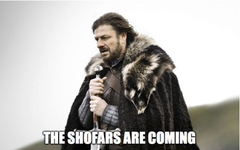 shofarsarecoming